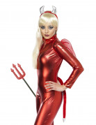 Teufel-Kit für Erwachsene zu Halloween