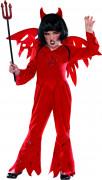 Teufelinnenkostüm für Mädchen zu Halloween