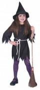 Halloween Hexenverkleidung für Mädchen