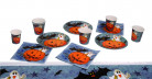 Tischset Kürbis Halloween