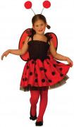 Marienkäfer Kostüm für Mädchen