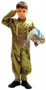 Düsenjägerpiloten-Kostüm für Kinder