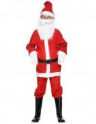 freches Weihnachtsmann-Kostüm für Jungen