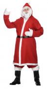 Plus Size Herrenkostüm Weihnachtsmann