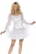 Weiße Tunika für Damen
