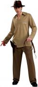 Offizielles Indiana Jones™-Kostüm für Erwachsene