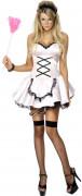 Sexy Zimmermädchen-Kostüm für Damen