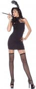Sexy Cabaret-Kostüm für Damen