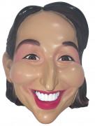 Maske von Ségolène Royal Erwachsene