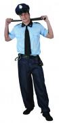 Polizisten-Kostüm für Herren