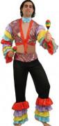 Rumbatänzer-Kostüm für Herren