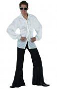 Herren-Disco-Kostüm in Weiß