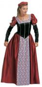MittelalterlichesPrinzessinnen-Kostüm für Damen