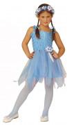 Feenkostüm Blau Ballerina für Mädchen