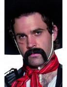 Mexikaner Schnurrbart für Erwachsene