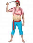 Seeräuber-Kostüm für Erwachsene