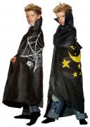 Vampir-Umhang für Kinder Halloween