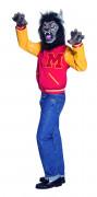Campus-Werwolf-Kostüm Halloween für Erwachsene