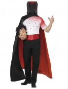 Mann ohne Kopf-Kostüm Halloween für Herren