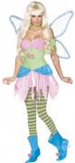 Glöckchen Feen-Kostüm für Damen