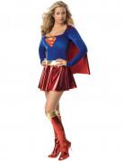 Sexy Supergirl™-Kostüm Deluxe für Damen