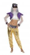 Bauchtänzerinnen-Kostüm für Damen