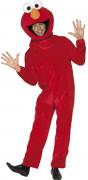 Kostüm Elmo aus der Sesamstraße™ für Erwachsene