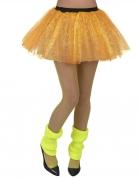 Gelb leuchtendes Röckchen für Damen