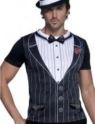 Gangster T-Shirt für Herren