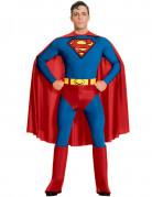 Superman™-Superhelden-Lizenzkostüm für Herren rot-gelb-blau