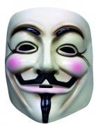 V wie Vendetta™ Maske für Erwachsene