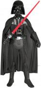 Darth Vader™-Kostüm für Kinder Star Wars™ schwarz
