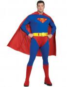 Superman™-Kostüm für Herren rot-blau-gelb