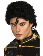 Michael Jackson™-Perücke Popstar schwarz