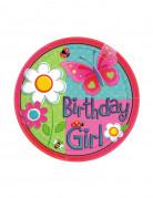 Mini-Teller Birthday Girl