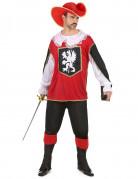 Musketier-Kostüm für Herren