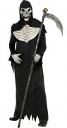 Sensenmann-Kostüm Halloween für Erwachsene