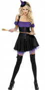 Sexy Hexen-Kostüm für Damen