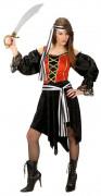 Pirat Damenkostüm