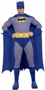 Batman™-Kostüm für Herren mit Maske blau