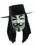 V wie Vendetta™ Perücke für Erwachsene
