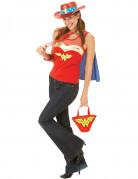 Damentop Wonder Woman™ mit Umhang