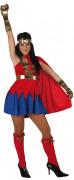 Super Held - Kostüm für Damen
