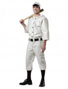 Baseball-Spieler Kostüm für Herren