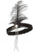 Charleston- Stirnband für Damen