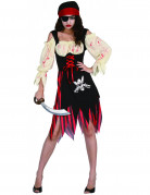 Zombie Piratenkostüm Halloween Wiesbaden