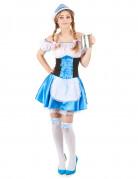 Bayerin Dirndl Kostüm München