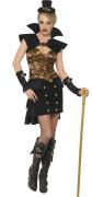 Steampunk Vampirkostüm Halloween für Erwachsene