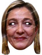 Marine Le Pen - Maske