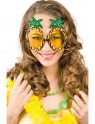 Brille Ananas für Erwachsene